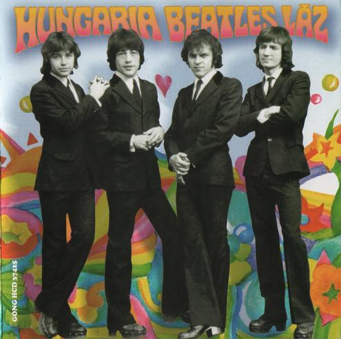 Beatles láz | Fenyő Miklós