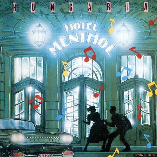 Hotel Menthol   Fenyő Miklós