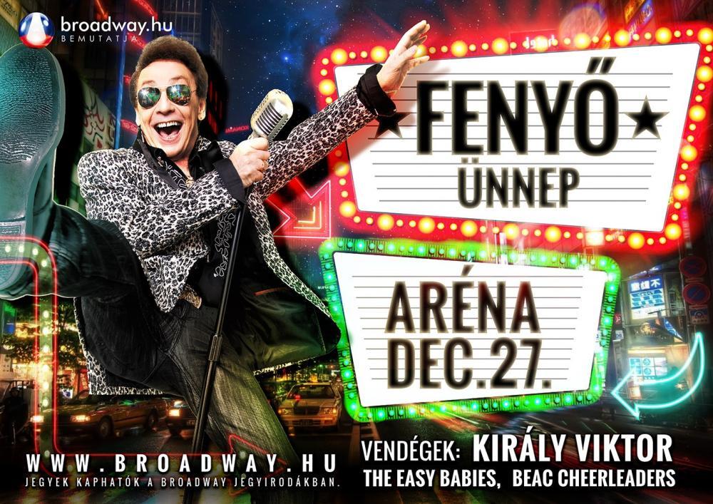 FENYŐ ÜNNEP 2018. december 27.